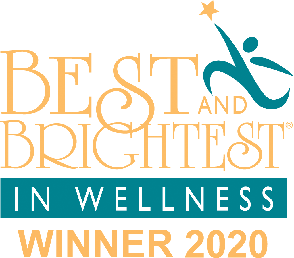 Best and Brightest in Wellness Winner 2020