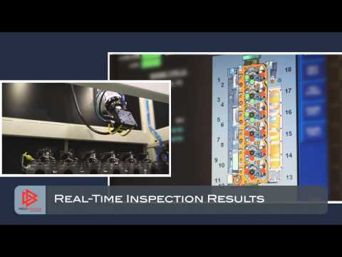 Factory Engine Lash Vision Inspection System