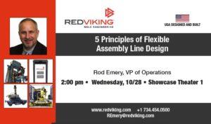 5 Principles of Flexible Assembly Line Design