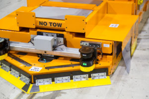 Assembly Line AGVs